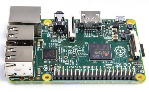 Le Raspberry Pi 2 serait photosensible !