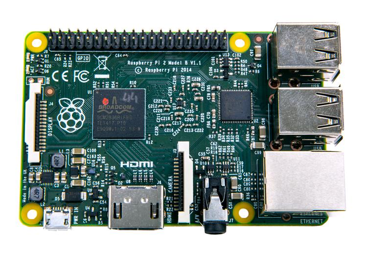 Le Raspberry Pi 2 est arrivé : 6 fois plus puissant que son prédécesseur et compatible Windows 10