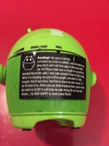 Test du haut parleur portable rechargeable BugDroid : GOgroove Pal Bot