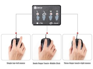 Test du mini clavier iClever : Ever Clever