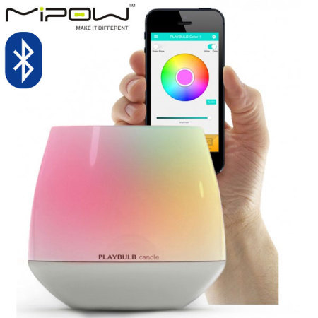 Test des bougies LED Bluetooth MiPow Playbulb Candle