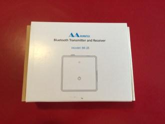 Test d'un transmetteur récepteur Bluetooth proposé par AVANTEK