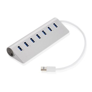 Test d'un HUB avec 7 ports USB 3.0 proposé par Victsing
