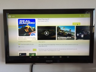 Test de la Box TV Android Emish proposée par Victsing
