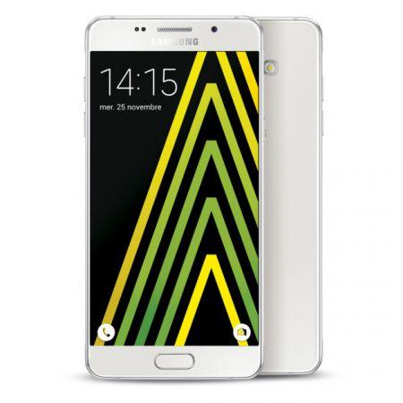 Du nouveau pour les Samsung Galaxy A3, A5 et A7 version 2016