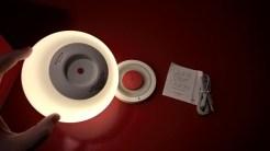 Test de la lampe sphérique Bluetooth MiPow Playbulb