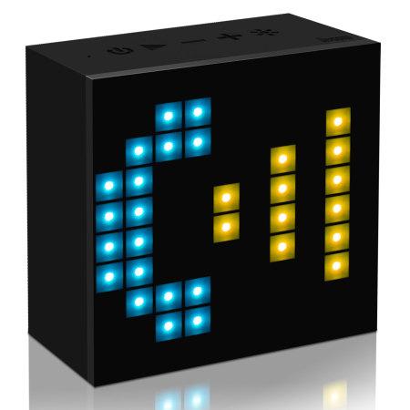 Test de l'enceinte Bluetooth LED Divoom AuraBox