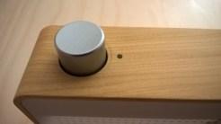 Zoom sur le bouton