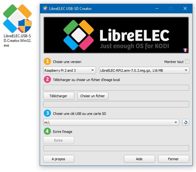 Tuto Raspberry Pi : Installer LibreElec (Kodi)