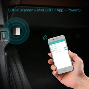 Test du dongle ODB 2 pour diagnostic voiture bluetooth CACAGOO
