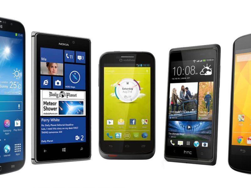 MeilleurMobile : les 5 smartphones attendus en septembre !