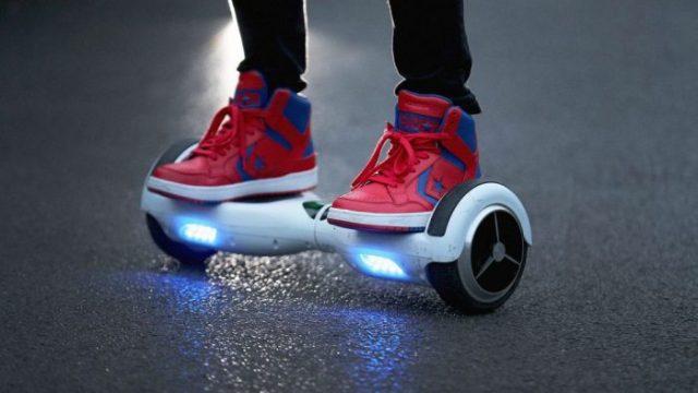 La nouvelle mode des Gyropodes et Skate 2.0 !