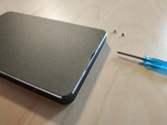 Concours gagne un disque dur Storeva Arrow Type C USB 3.1 Space Grey 2,5 pouce de 1 To
