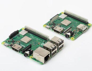 Nouveau : Le Raspberry Pi 3 A+ est disponible