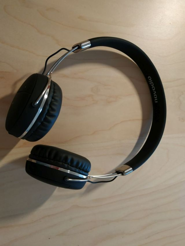 Test du Novodio iGroove un Casque sans-fil Bluetooth