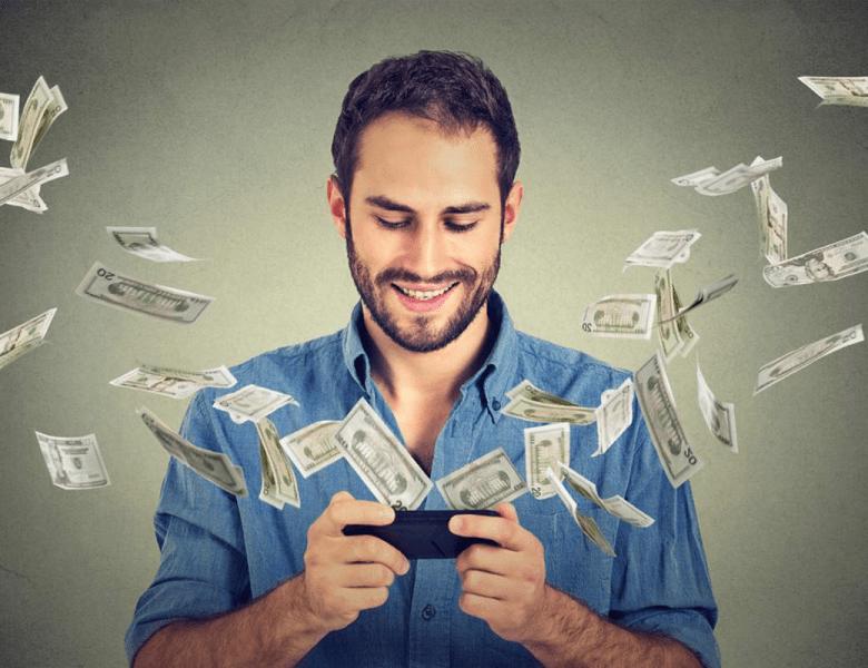 5 applications pour gagner de l'argent depuis votre mobile
