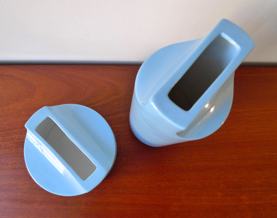 Pair Of Ettore Sottsass Quot Fischietto Quot Vases Habitat Edit