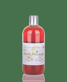 Vanille Precieuse gel doccia 500 ml Place des Lices