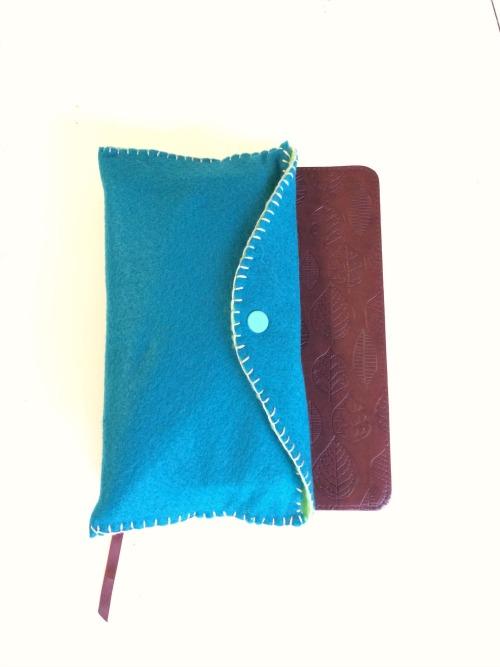 DIY Bible Journaling Pouch