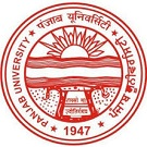 Panjab University logo