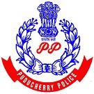 Puducherry Police Logo