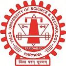YMCA University Faridabad Logo