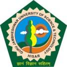Guru Jambheshwar University Logo