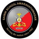 Sainik School Amaravathinagar Logo