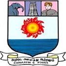 Manonmaniam Sundaranar University Logo