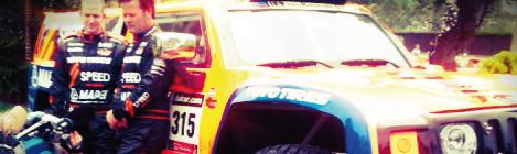 Rally Dakar 2013 invade calles de Lima