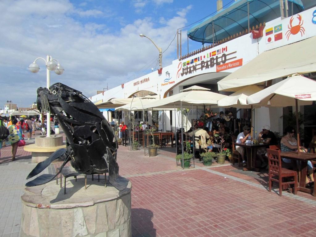 El Chaco Paracas Ica