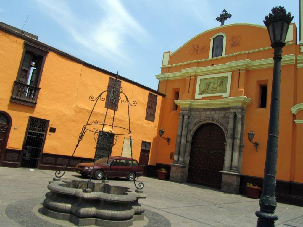 Semana Santa en Lima Rimac placeOK