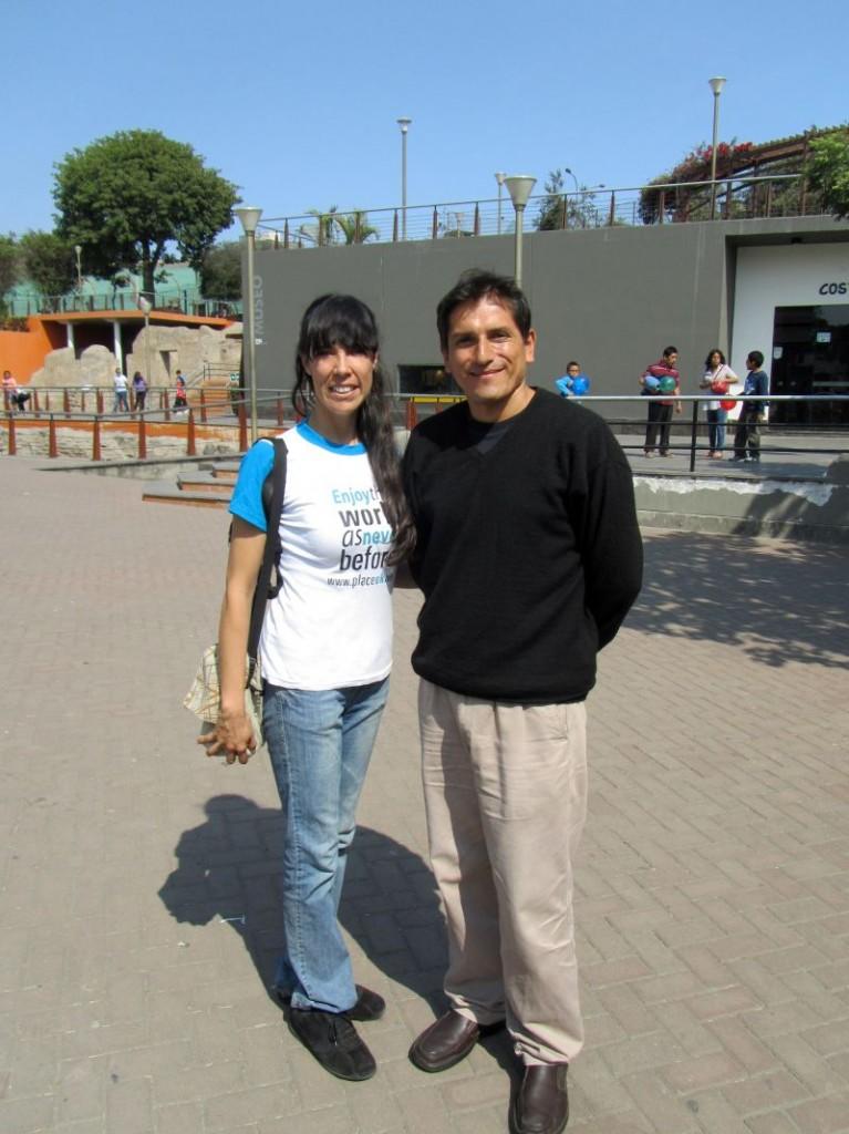 Paseos Históricos por Lima placeOK