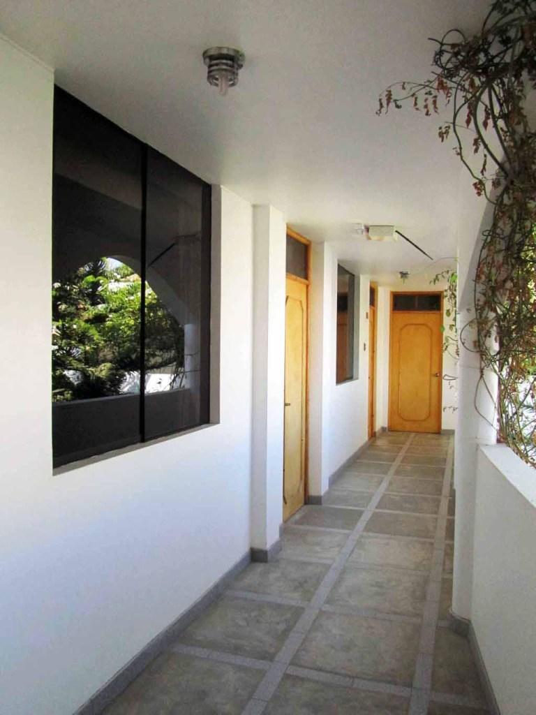Alojamiento eco-amigable Hotel Villa Jazmín Ica