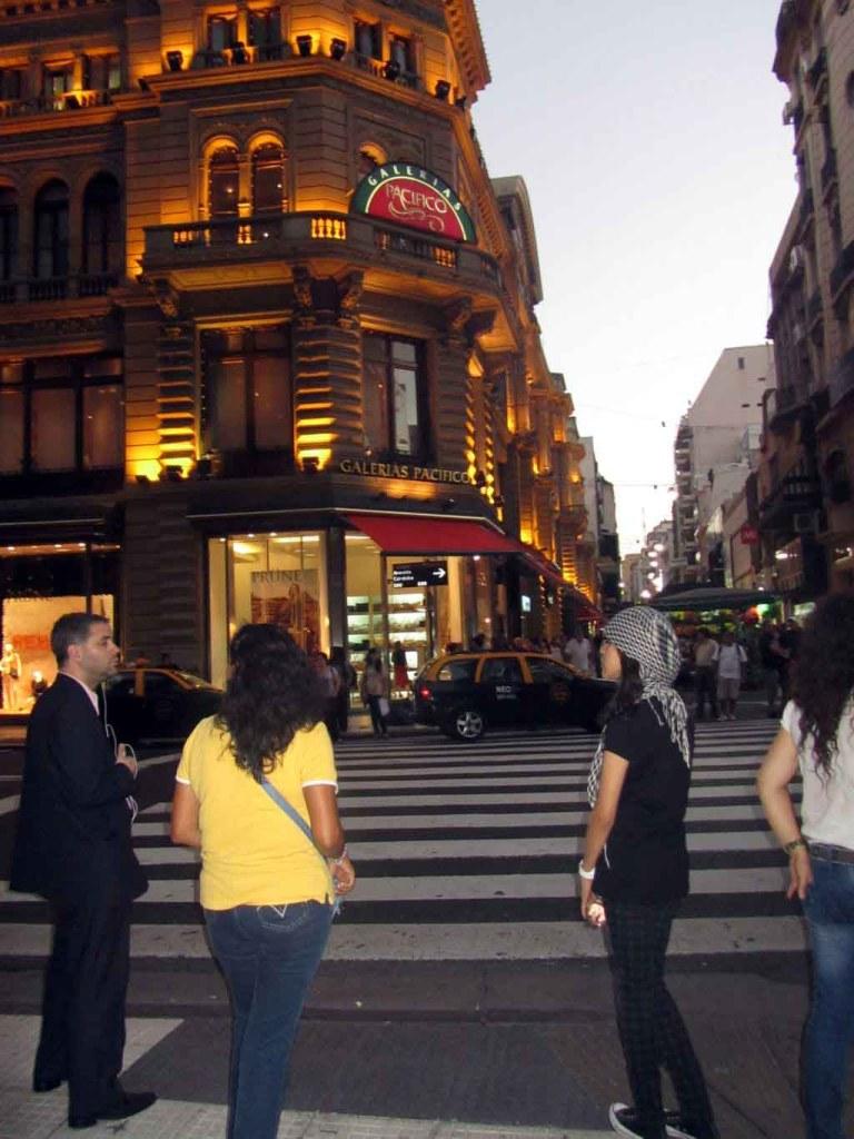 Galerías Pacífico Buenos Aires