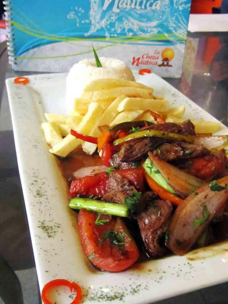 comida criolla
