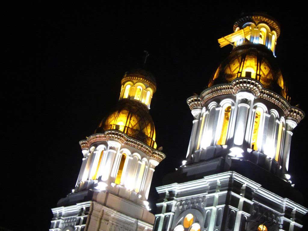 Iglesia Santo Domingo Cuenca Ecuador