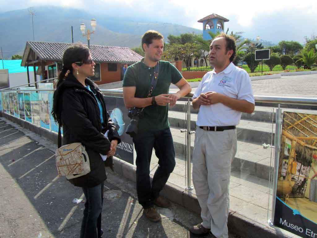Metropolitan Touring Ecuador