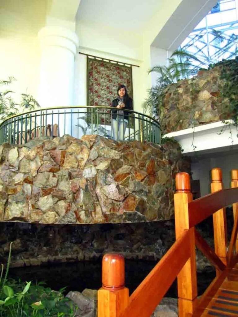 Marriott HOtel de Quito