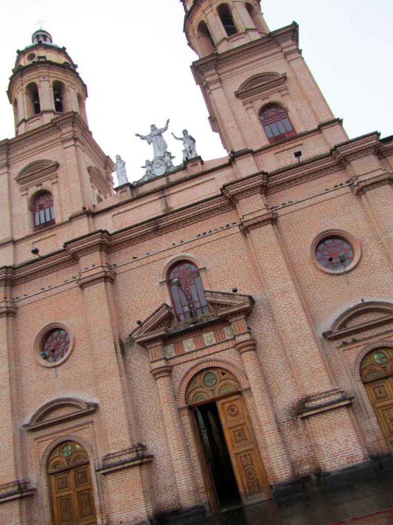 Pasto Cathedral