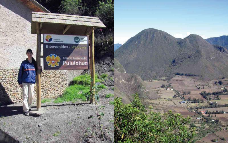 Reserva Geobotánica Pululahua
