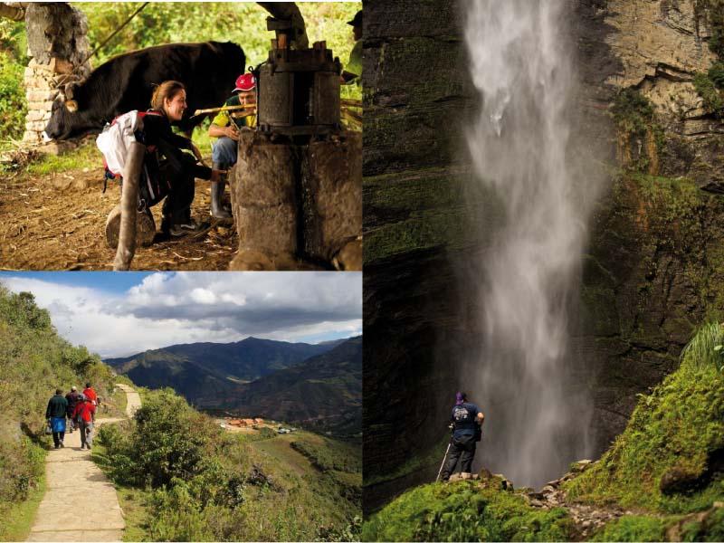 turismo rural comunitario peru