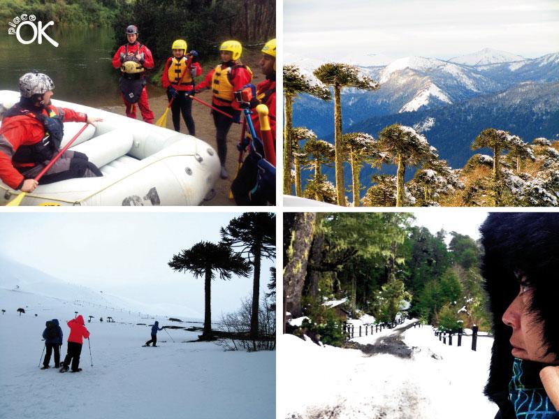 aventura en chile