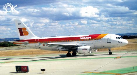 Vuelos a España desde Sudamérica con Iberia