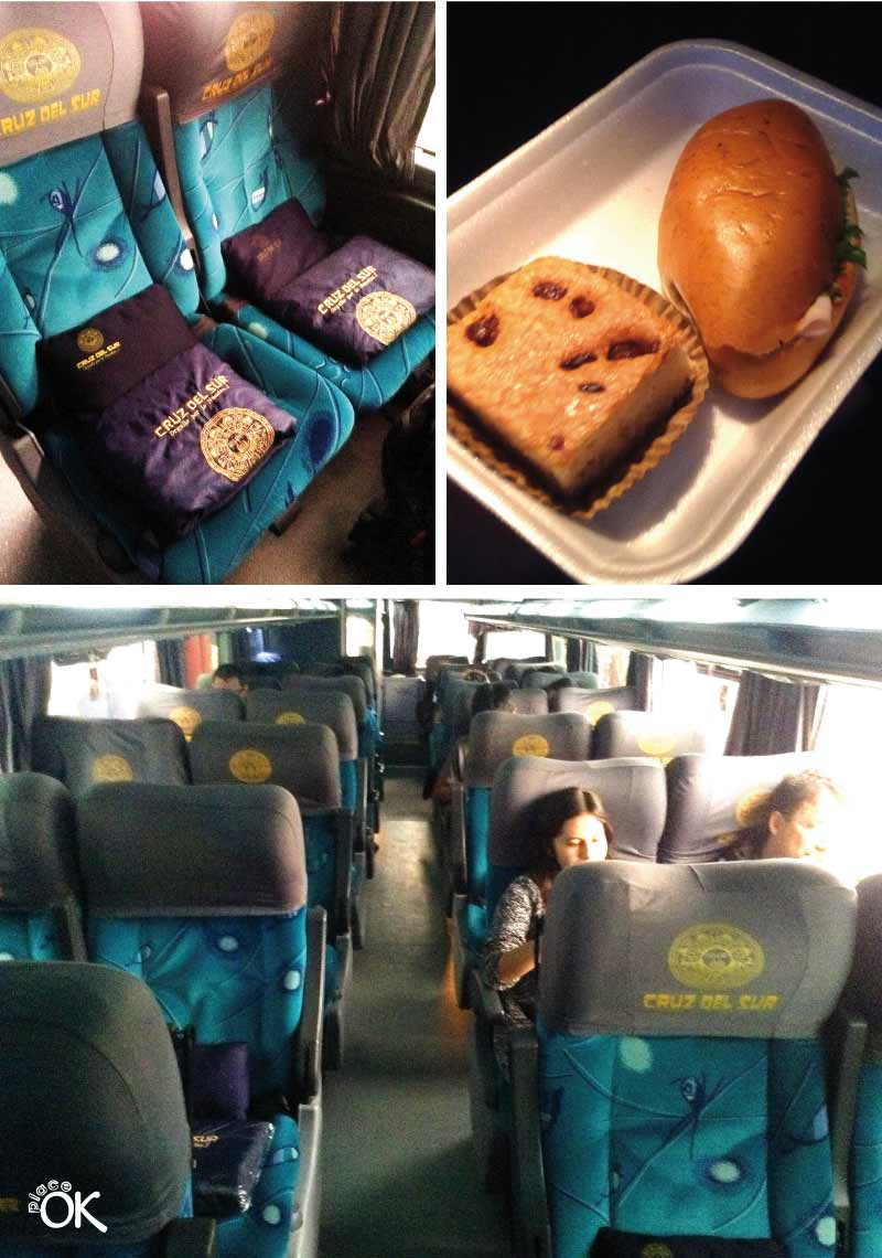 viajando en bus