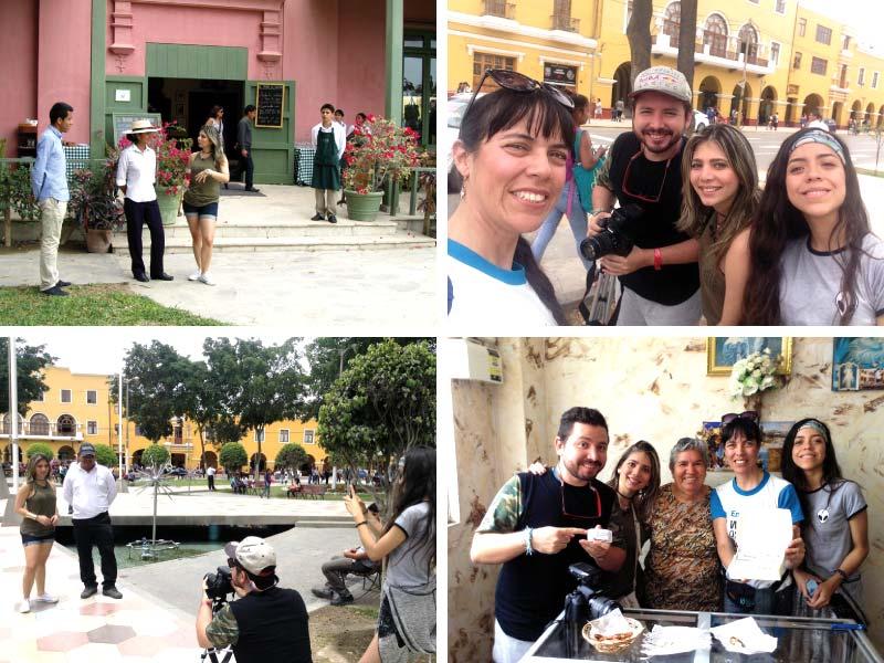 campaña de promoción turística de Perú en Cadena Caracol Internacional