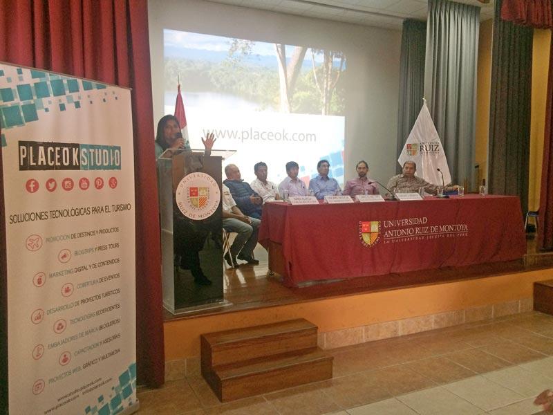 proyectos de turismo sostenible en perú