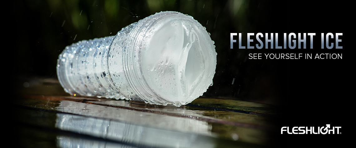 Fleshlight ICE Crystal - para verte en acción