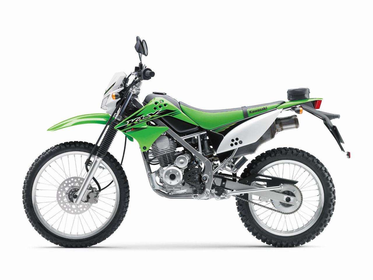 Kawasaki Lo Nuevo De La Nueva Klx 150