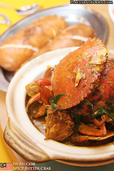 Spicy Butter Crab
